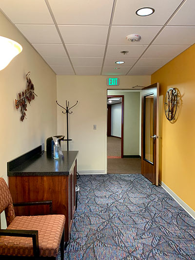 Entry way at PDX Center for Dentistry