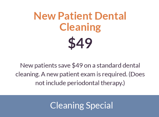 NewPatient Cleaning Special